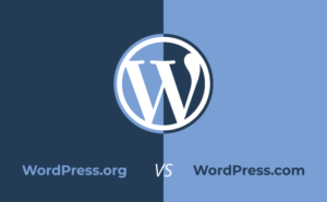 What's the Difference Between WordPress.org and WordPress.com