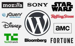 Brands that are Using WordPress