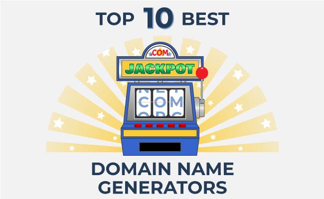 Top 10 Best Domain Name Generators